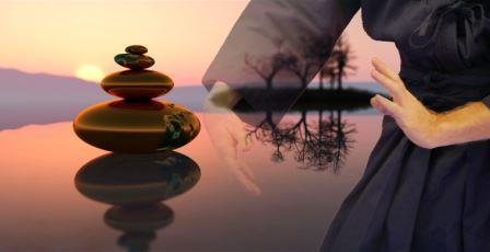 kiko stage qi gong méditation été respiration pleine nature tai chi art martial énergétique web